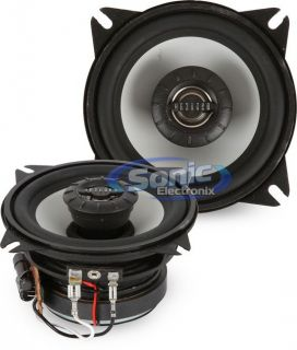 Bazooka MCC4002 4 2 Way Motorcycle Speakers for Honda Gold Wing
