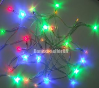 AA Battery Color 30 LED String Fairy Lights christmas wedding