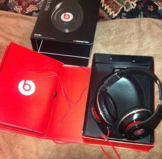 Monster Beats by Dr Dre HD Studio Headphones