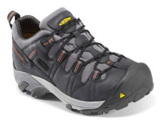 Keen Utility Detroit Low Steel Toe Work Boot Men Shoe EH ANSI