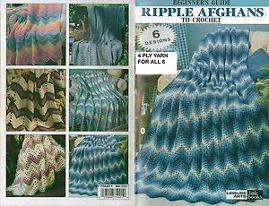 Beginners Crochet Ripple Patterns : crochet round ripple afghan pattern on PopScreen