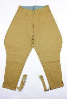 World War ii WW2 Soviet Union Russia M35 Uniform Breeches Pants