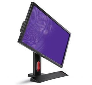 BenQ XL2420T 24 Widescreen Full HD LED LCD 3D Monitor Black Red