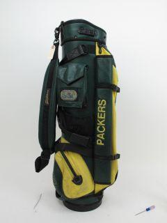 Belding Sports Packers Staff Golf Bag