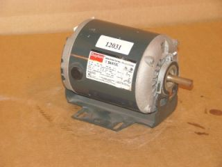 New Dayton Belt Drive Fan Blower Motor 5K413C 12031