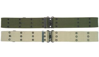US WWII Army Paratrooper Infantry M1936 Pistol Belts