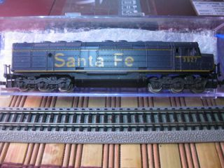 Lima N Scale Diesel Locomotive Engine Train Vintage