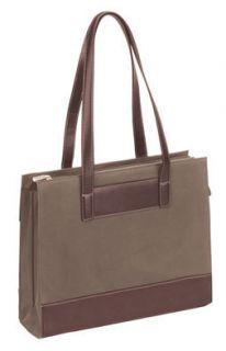 Bellino Ladies Leather Shopping Laptop MacBook Tote Bag
