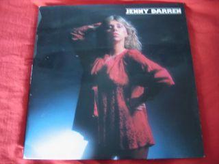 Jenny Darren Jenny Darren LP Pat Benatar Pop Rock Jazz