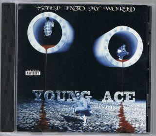 Ace Step Into My World 1995 Tacoma G Funk Ben B Hard Vitamin C