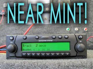 Land Rover CD Disc Player Radio Becker BE4775 Navigation 02 03 04 05