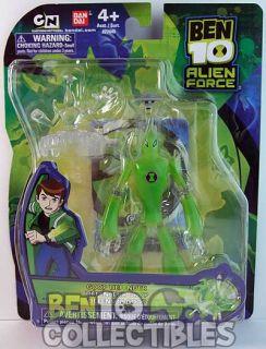 Ben 10 Alien Force Action Figure Goop Defender