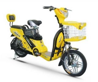 Tailg Electric Bicycle E Bike Scooter TDR326Z 64V 350W No Drivers
