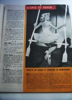 46 Betty Hutton Esther Williams Dorothy MC Guire Boxing