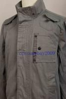 Twilight Edward Cullen Grey Jacket Coat Costume XXL