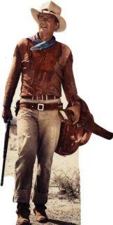John Wayne Duke Hondo Lifesize Cardboard Standup Standee Cutout Poster