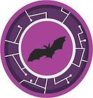 Wild Kratts Creature Power Discs  laminated for costume halloween