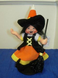 annalee halloween candy corn witch kid free ship us time