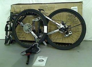 GMC Topkick Dual Suspension Mountain Bike 19 inch Frame