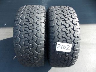 BF Goodrich Tires 33 12 50 16 5 60 Tread