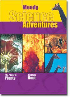 New Children Moody Science Adventure Creation Set of 3 DVD Classics