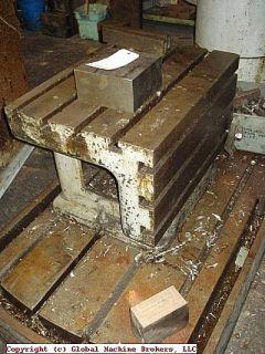 Cincinnati Bickford 60 x 60 Radial Drill Press