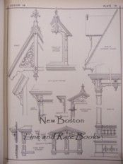 Bicknells Cottage Villa Architecture 1878 Folio Plates