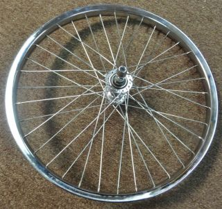 20 Alloy Bike Wheel for Child Trailer Quick Release