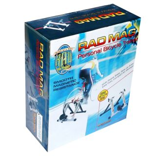 RAD Cycle Bike Trainer Indoor Bicycle Exercise Portable Magnetic Work