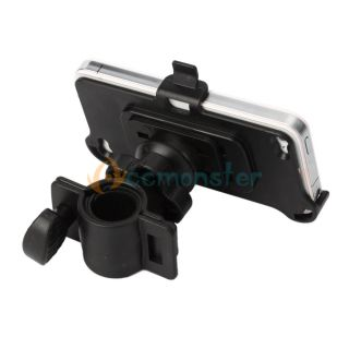 Bicycle Bike Handlebar Mount Holder Stand for iPhone 4G