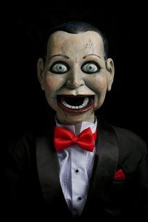 Dead Silence Billy Movie Prop Horror Puppet Haunted Dummy Doll