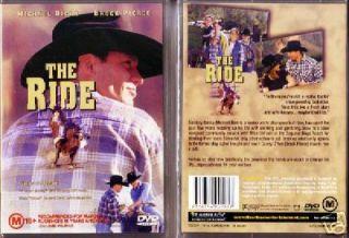 The Ride Michael Biehn Cowboy Rodeo Bull Riding New DVD