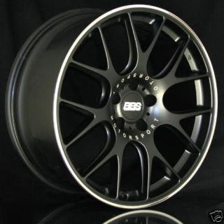 The New BBs CH R Wheel Black 20 BMW E65 66 7 Series