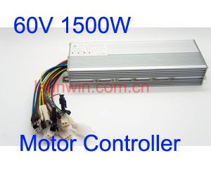 Brushless Motor Speed Controller For Electric Bike Bicycle & Scooters