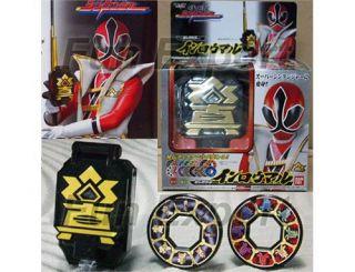 power rangers super samurai inromaru black box morpher asian version