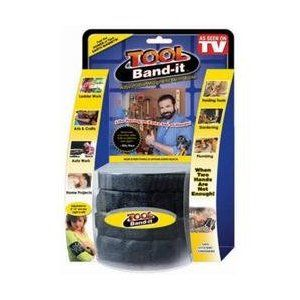 New Tool Band it Magnetic Adjustable Arm Band Belt + Wrist BandIt AS