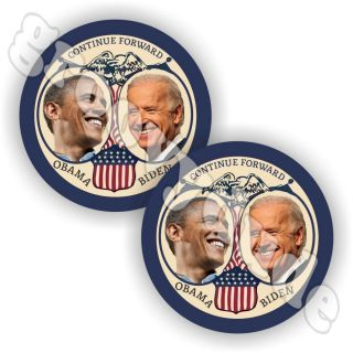 For President Barack Obama Joe Biden 2012 Forward Campaign Buttons