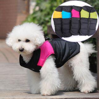 Wholesale Dog Clothes for Large Big Dog Winter Vest Dog Clothing