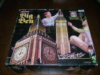 Puzz 3D Wrebbit Big Ben Clock Puzzle 1483 Pcs