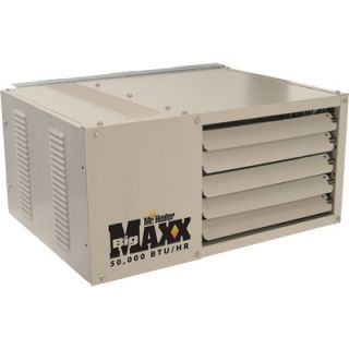 Big Maxx Propane Garage Workshop Heater 50K BTU F260410