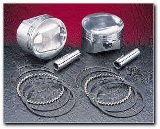 Wiseco Big Bore 1546cc Piston Kit VT2719 Harley Davidson Twin Cam 88