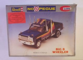 Chevy 1 25 Vintage 6407 Revell SEALED Truck Big Rig Custom