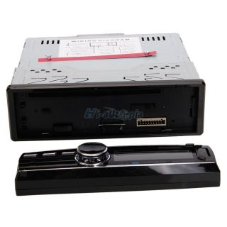 NEW Single 1 Din Car DVD/VCD/SVCD/CD Audio Stereo Player 730