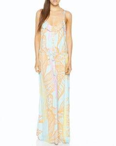 Roxy Rashell Womens Ladies Girls Maxi Dress Over Bikini $120