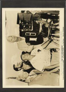 Cecil B DeMille Charlton Heston Bill Boyd The Ten Commandments Orig