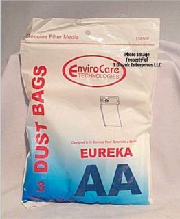 Eureka 3 Type AA Bags Victory The Boss Vacuums 58236