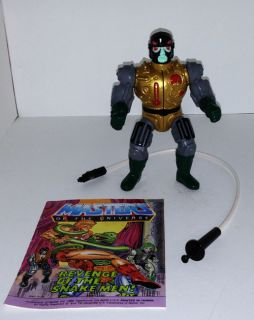 He Man MOTU Master of The Universe Blast Attack 99 Complete L K