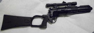 Boba Fett EE 3 carbine electronic blaster   Star Wars prop costume gun