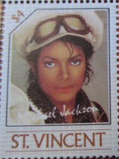 Photo Picture Music Legend Thriller Bad Billie Jean Retro