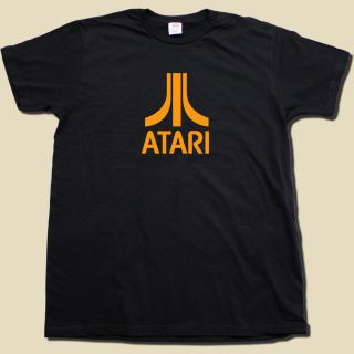 Atari T Shirt 80s Vintage Video Game Shirt Retro Tee